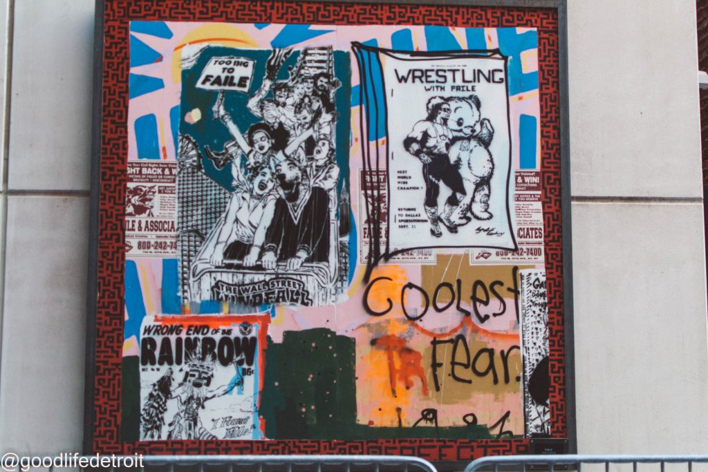 FAILE: Size of the Fight
