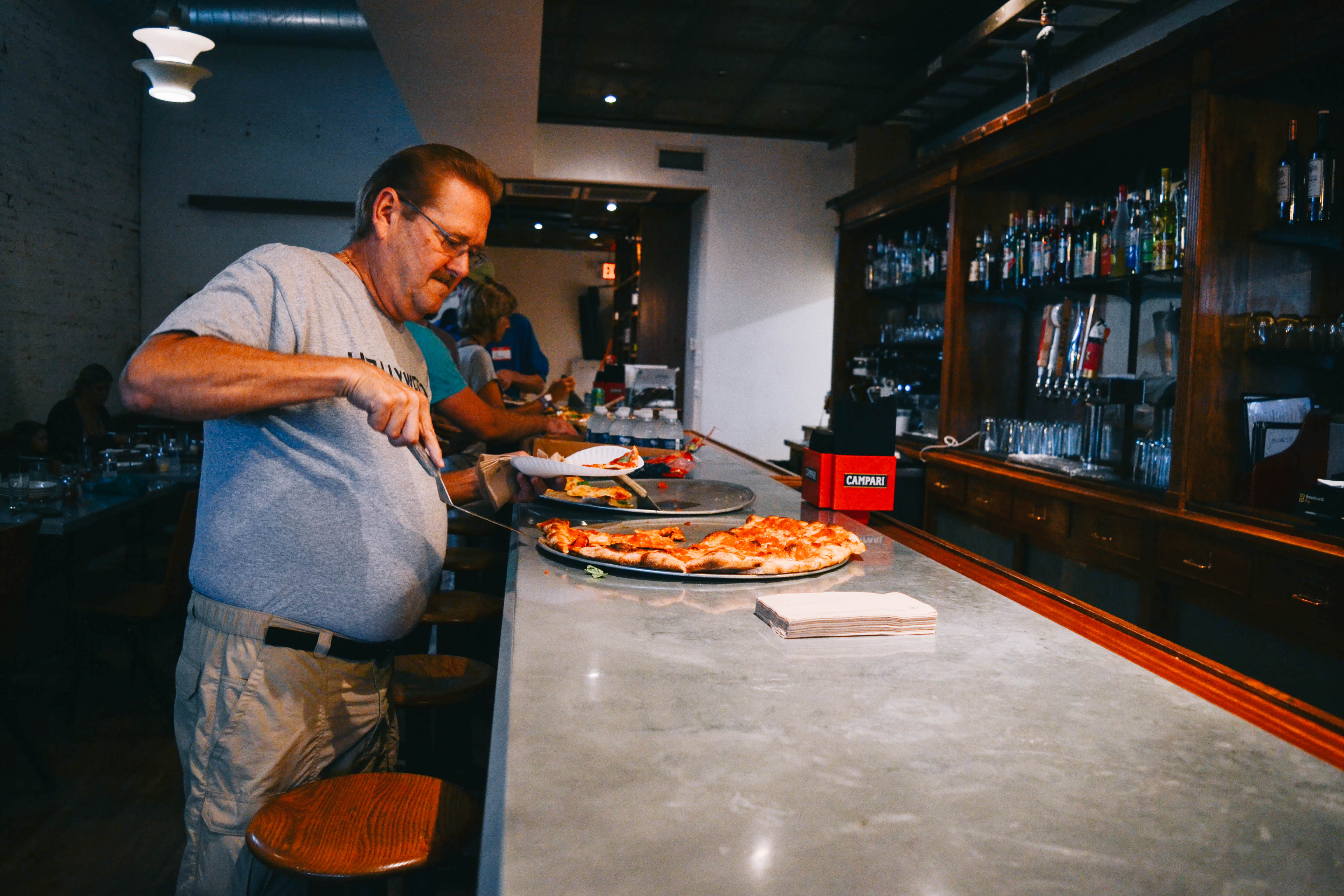 Supino's Pizzeria Feet on the Street Detroit Tours