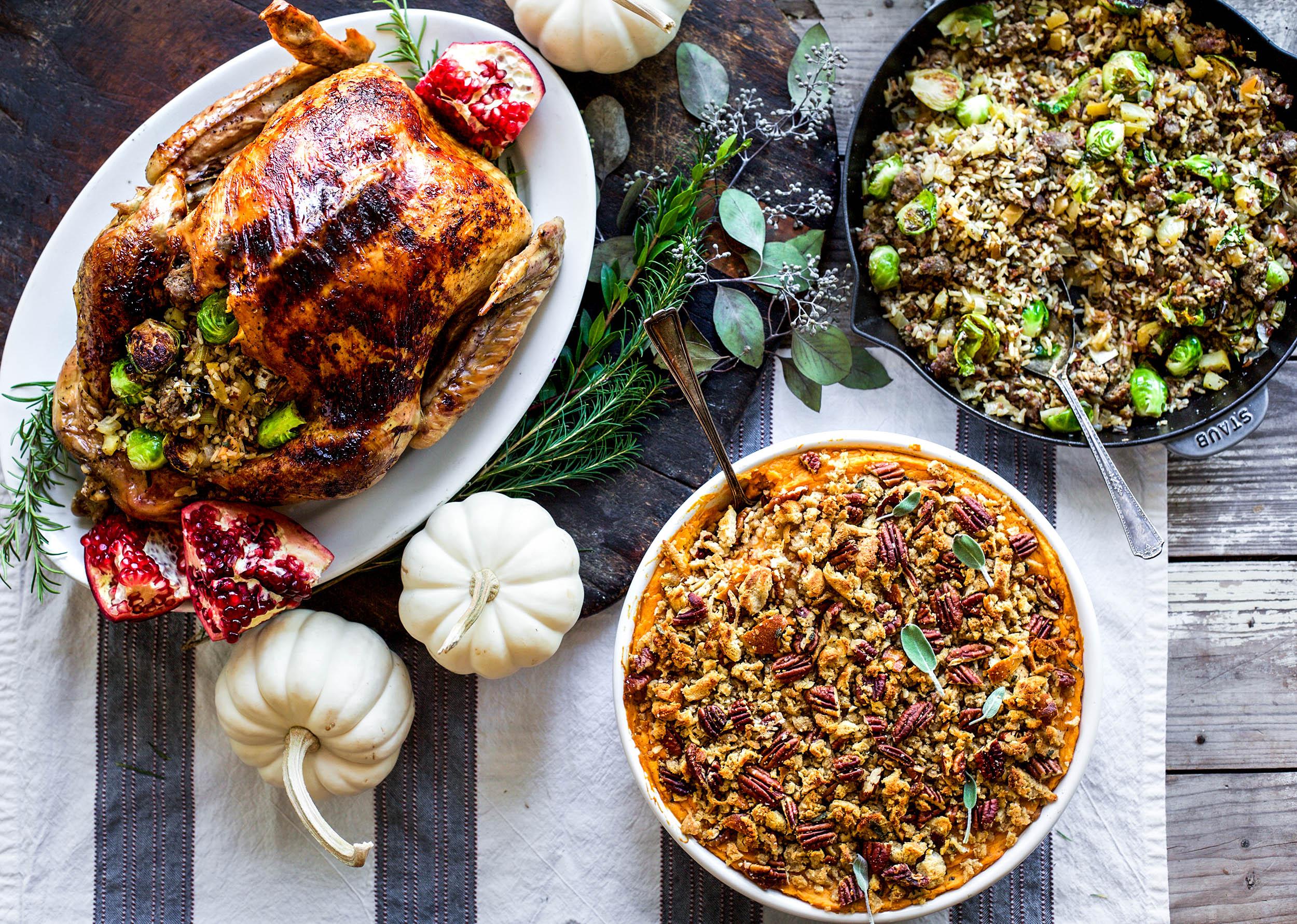 Chef Leigh Ann Chatagnier Creates The Perfect Thanksgiving Menu Idea