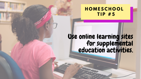 7 Homeschool Tips for Beginners (from a homeschool mom of 7 years)