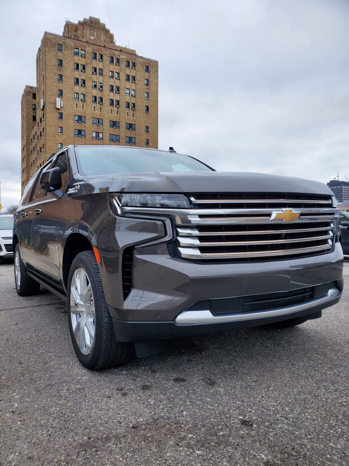2021 Chevy Suburban: What We Thought After Test Driving for a Week