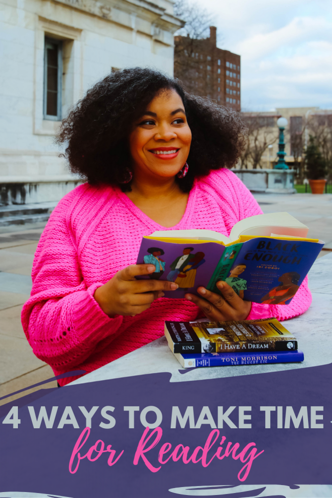 Make time for reading this year! Check out these 10 African American books to read in 2021.