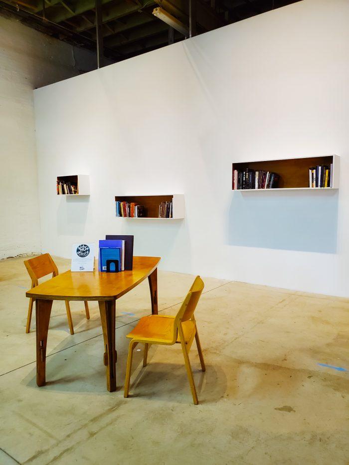 Black Art Library Exhibition at MOCAD