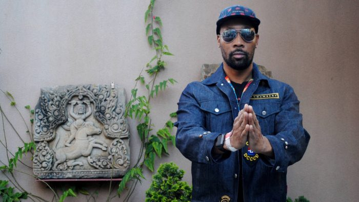 Wu-Tang's RZA Talks Second Chances and Cut Throat City Film