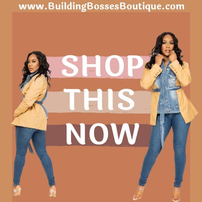 Building Bosses Boutique Hosts Bosses Link Up Pop-up Event