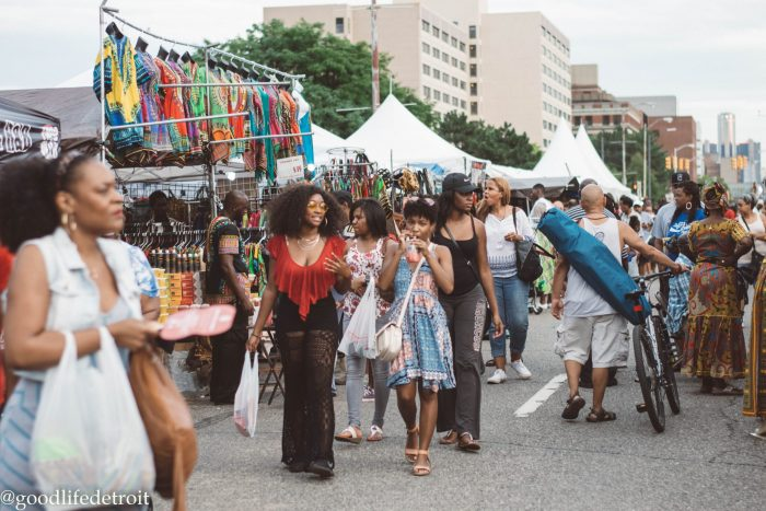The 38th Annual African World Festival will feature of 150 vendors, special music, dancing, food, and more!