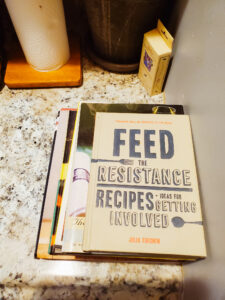 Feed the Resistance Recipes