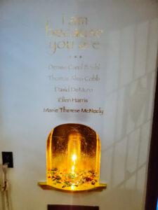 Womxnhouse Detroit COVID Memorial