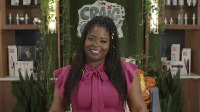 Celebrity hairstylist Kim Kimble will host My HAIRStory for Cartoon Network.